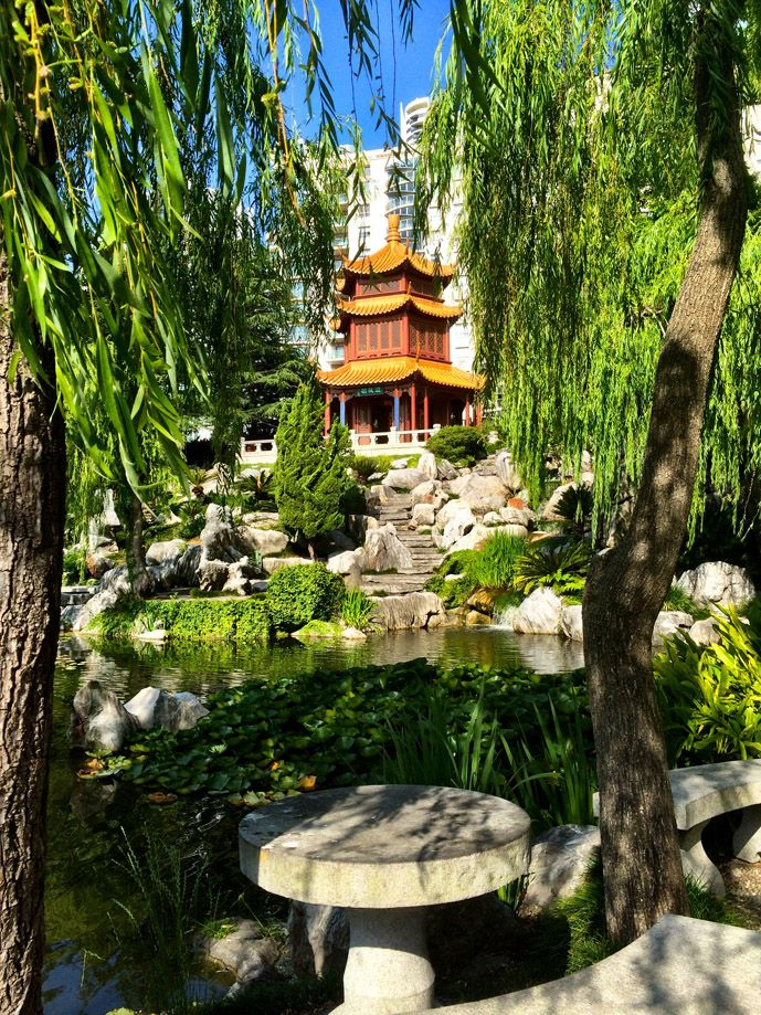 Chinese Garden A Photo From Guangdong South: Finding Peace In Sydney's Chinese Garden Of Friendship