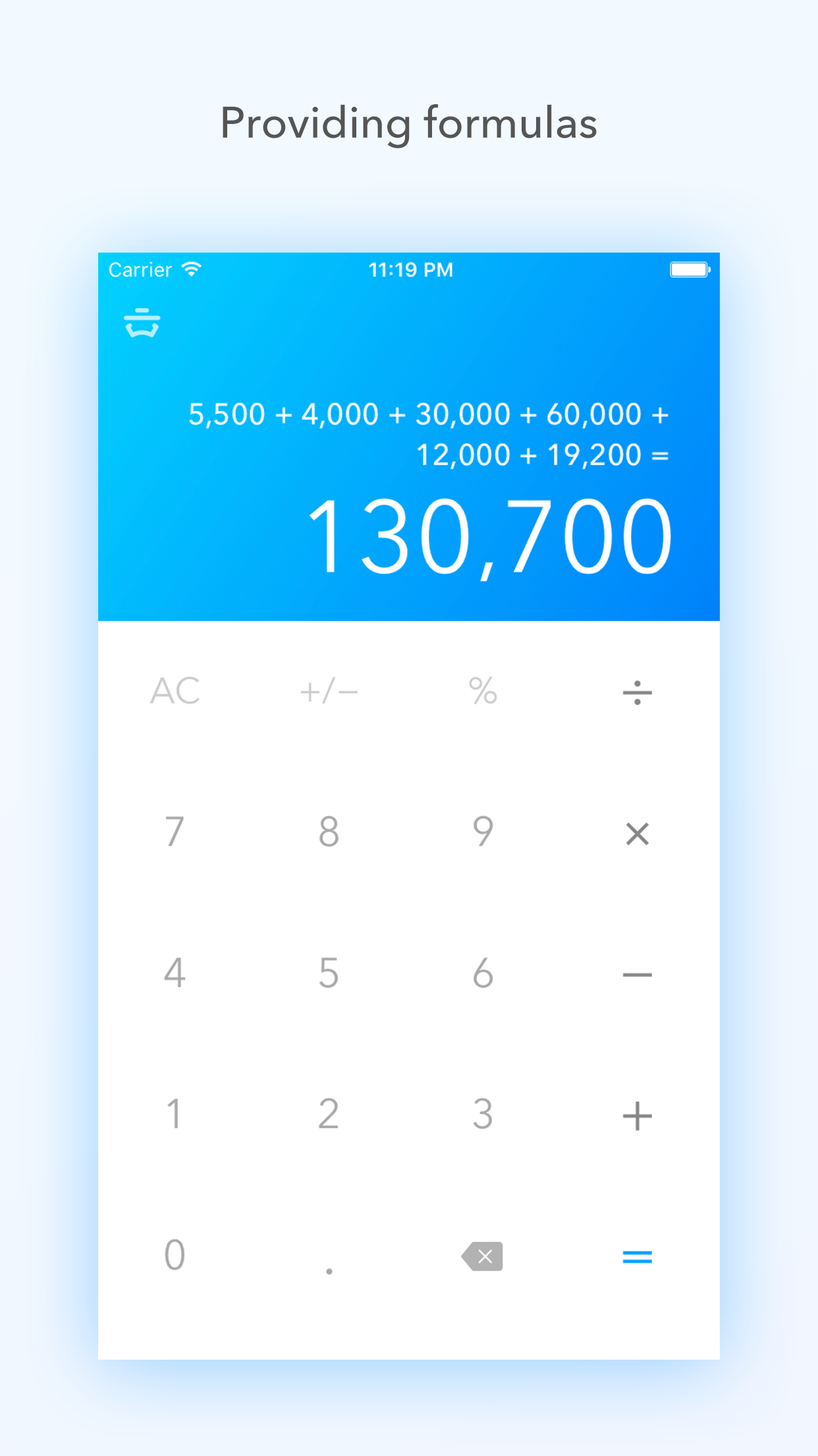 Providing Formulas Calculator History Calculation Pretty Easy Essential Percent Good Easy Household Best Ipad In 2020 Basic Calculators App Calculator App
