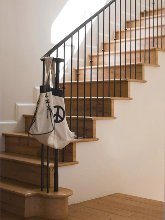 Foyer Staircase Urban Dictionary : Home tour decorating with the new neutral staircases
