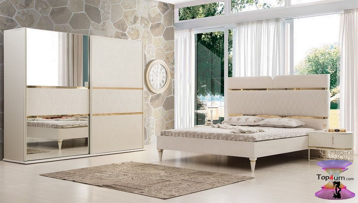 احدث كتالوج صور غرف نوم 2021 Bedroom Designs Modern Luxury Bedroom Bedroom Bed Design Bedroom Furniture Design