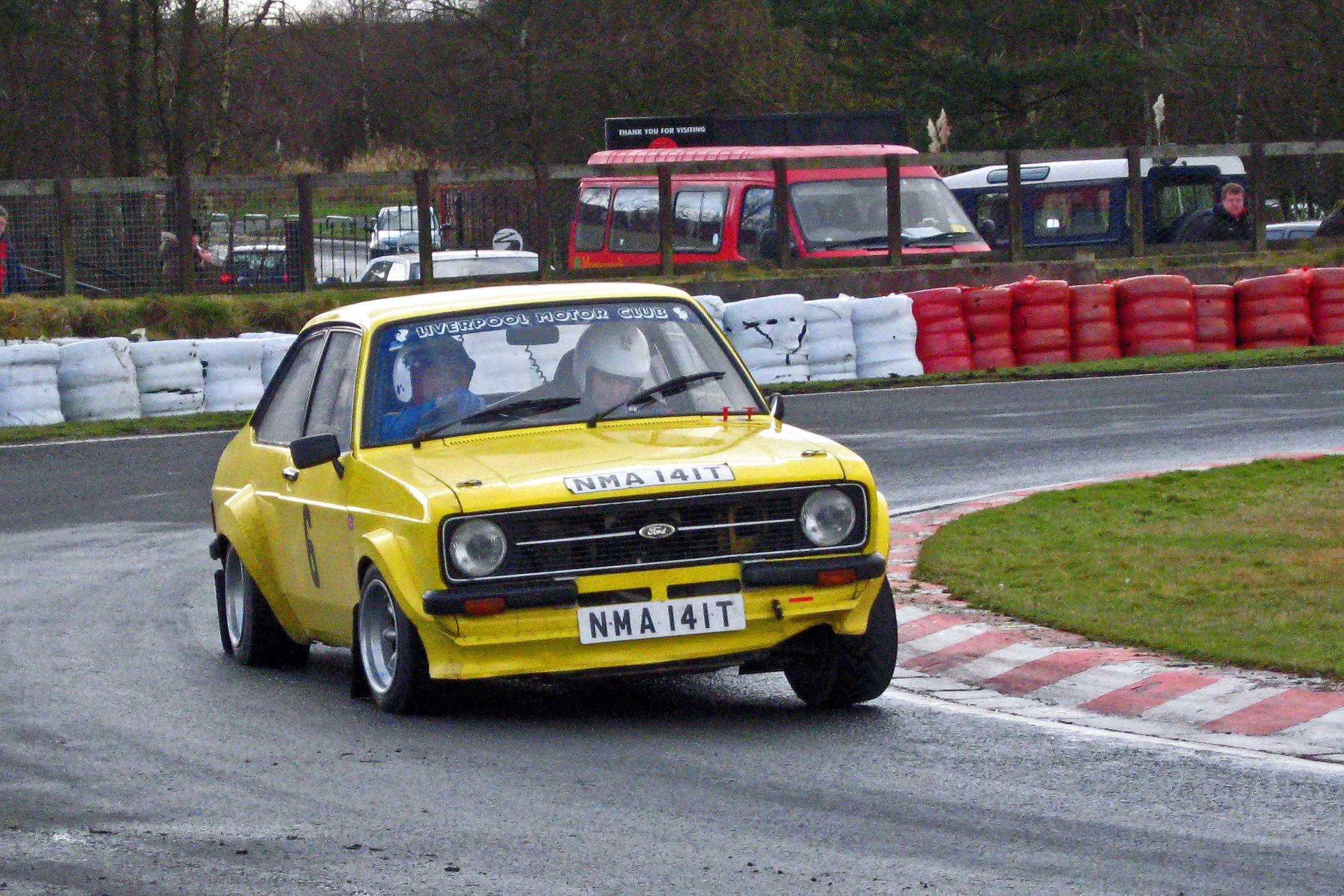 Ford Escort (Mk2) Rally Car | Classic Cars | Pinterest | Ford escort ...