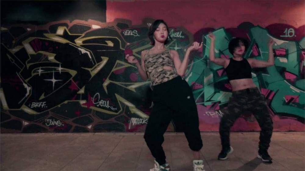 Nine Muses' Sojin drops surprise dance covers | allkpop