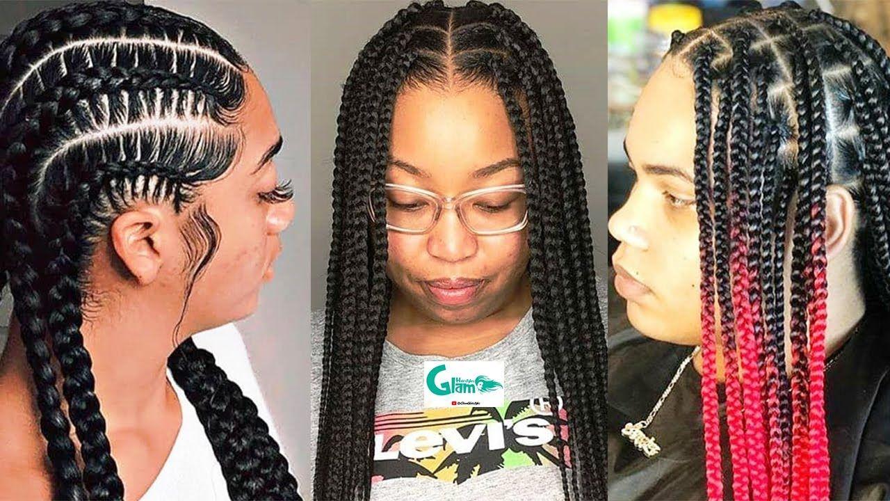 Pin On Ghana Braids Hairstyles