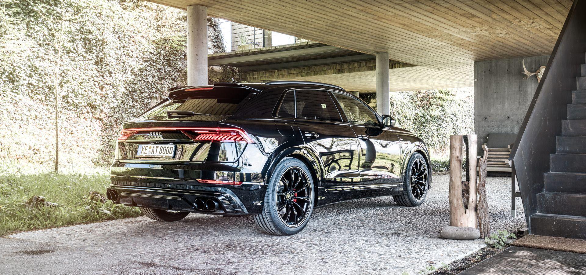 Audi Q8 Abt Luxury Motor Audi Dream Cars