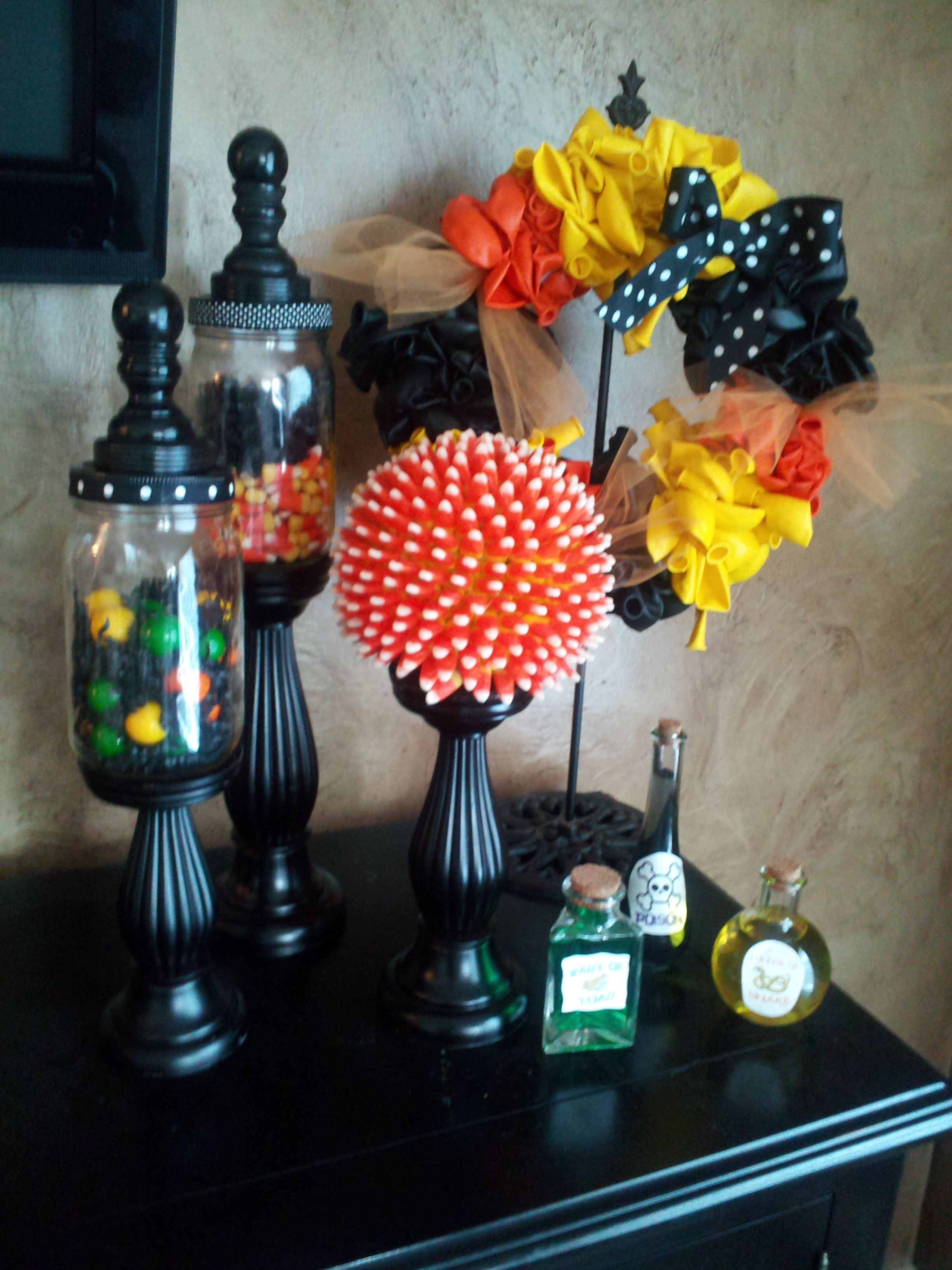 Halloween Decorations!! Crafts Pinterest Halloween decorations - Pinterest Halloween Decorations