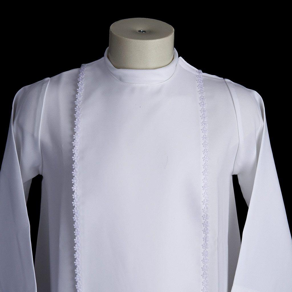 aube communion fille scapulaire dentelle vente en ligne sur holyart couture pinterest. Black Bedroom Furniture Sets. Home Design Ideas