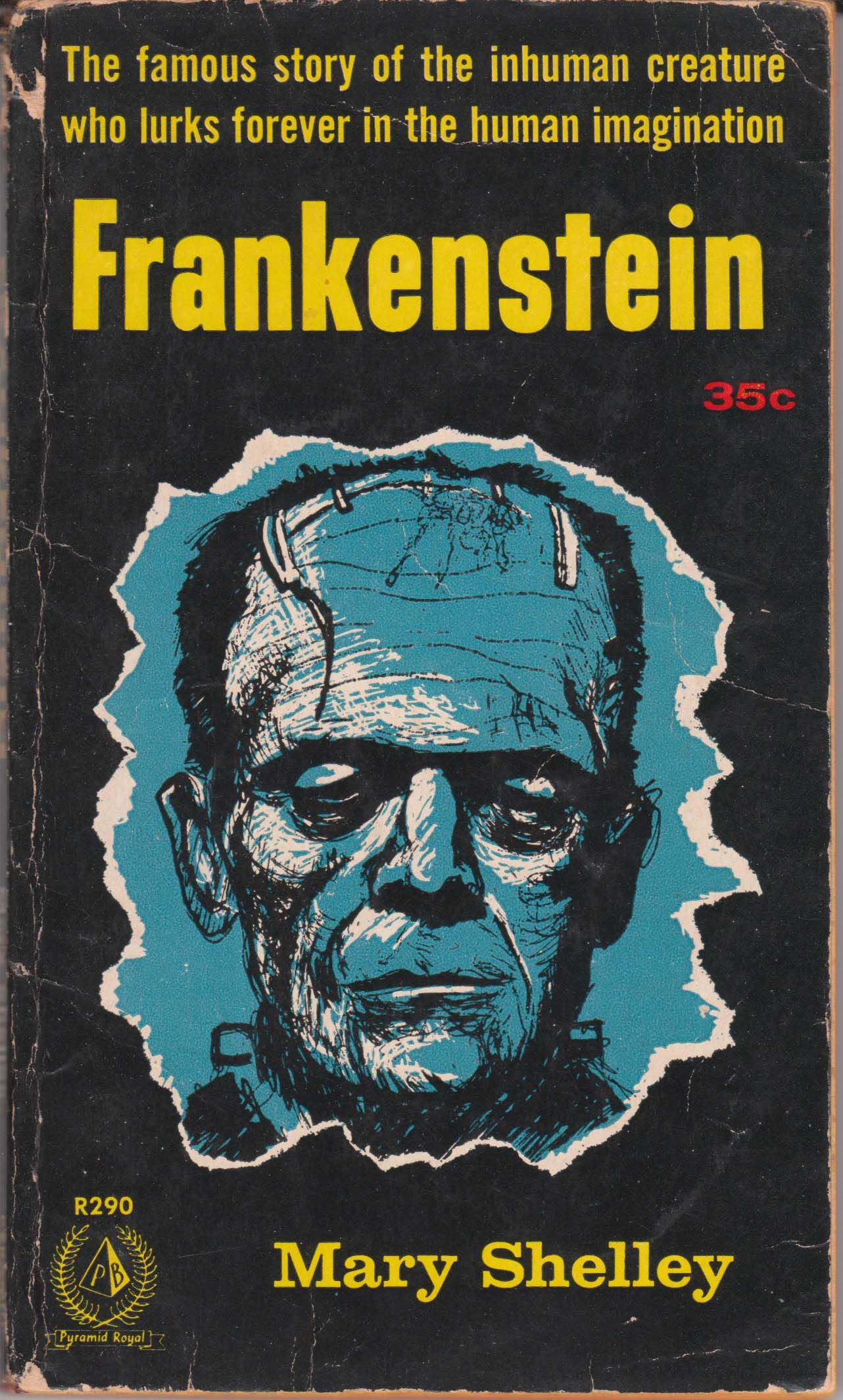 Frankenstein, Shelley, Mary