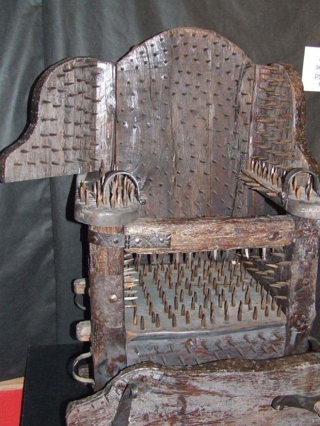 the cradle torture device