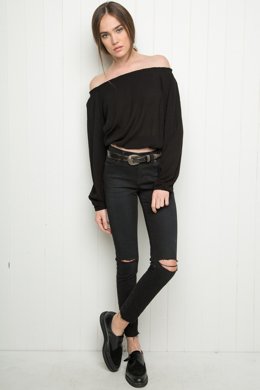 Brandy ♥ Melville   Olympia Top - Just In