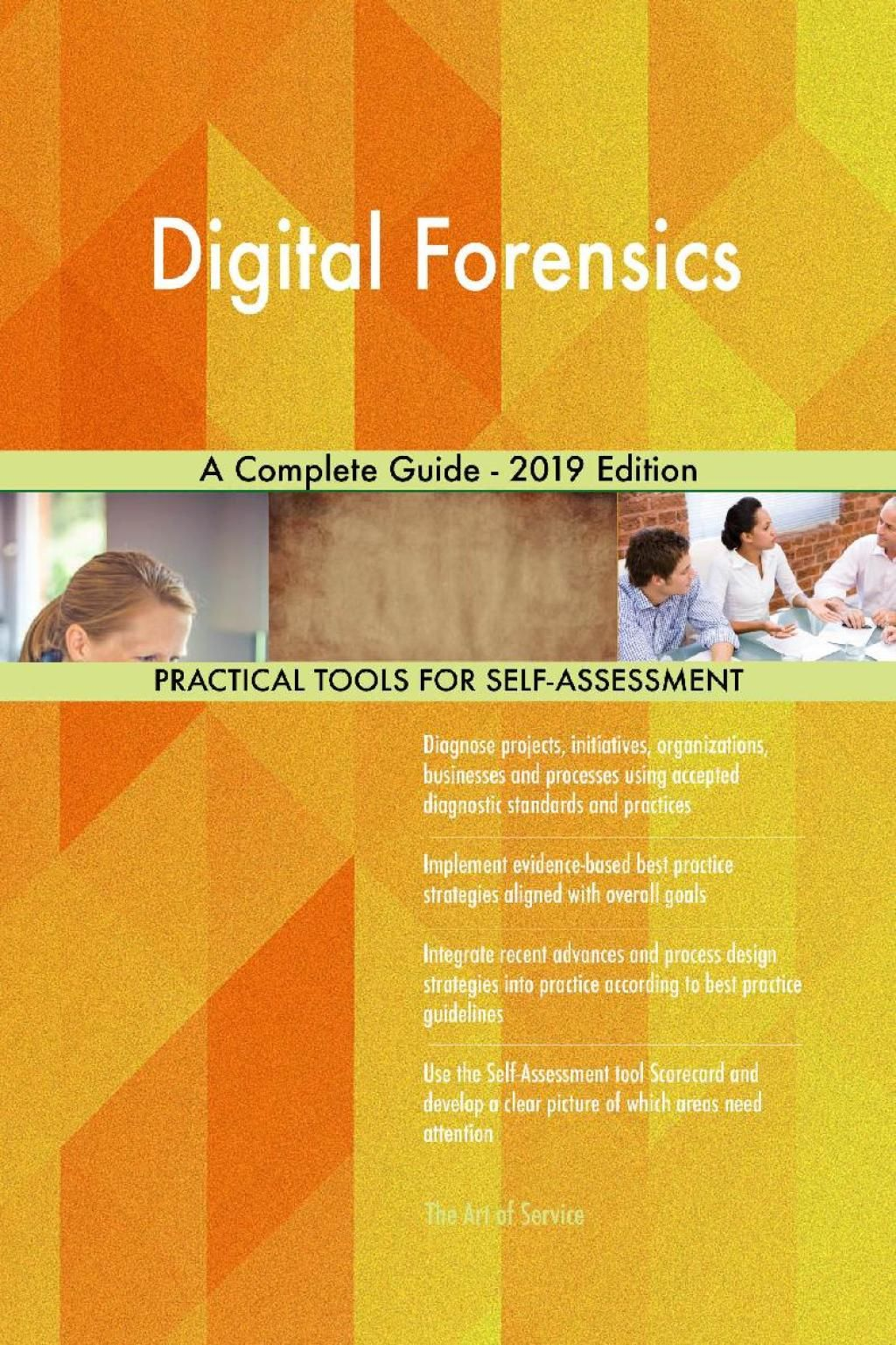 Digital Forensics A Complete Guide 2019 Edition (eBook