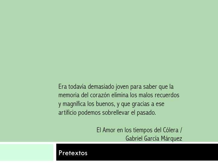 Gabriel Garcia Marquez El Amor En Los Tiempos Del Colera Frases
