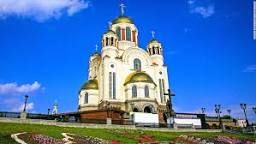 Image result for church of all saints yekaterinburg