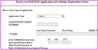 Pan Card Status Cards Government Jobs Voter Id