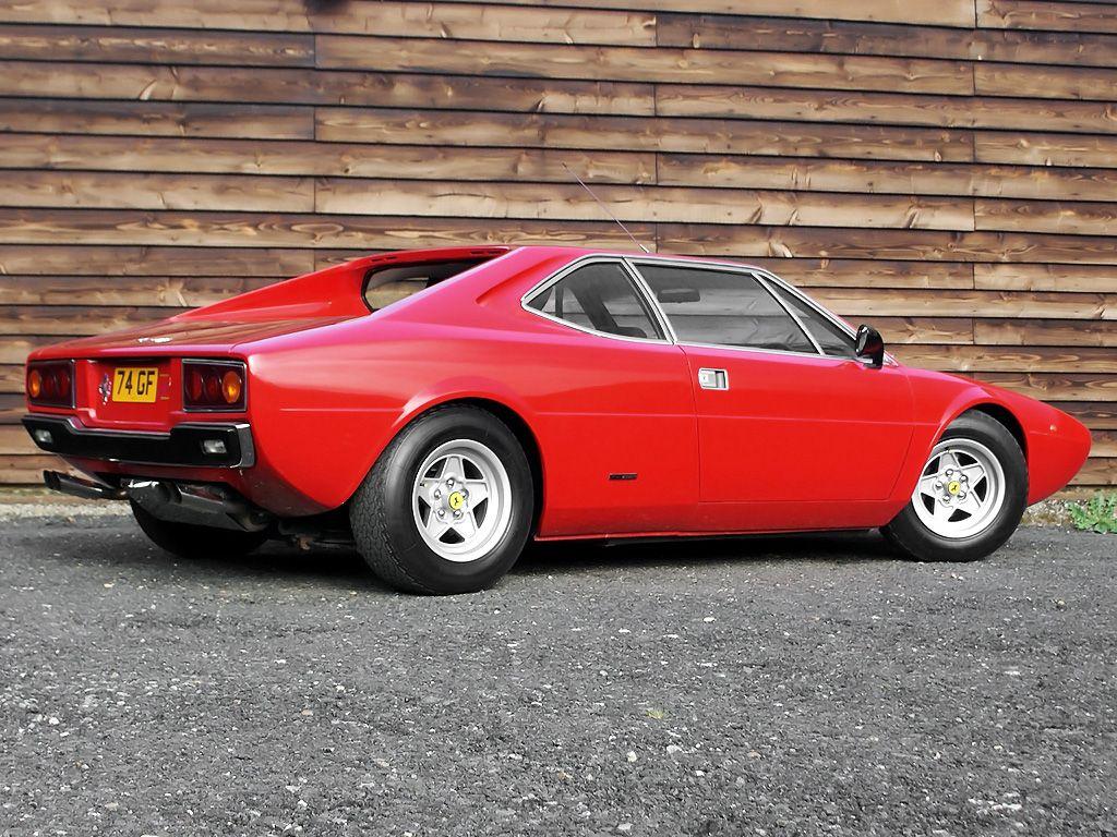 Ferrari Dino 308 Gt4 1974 80 Ferrari Sports Cars Luxury