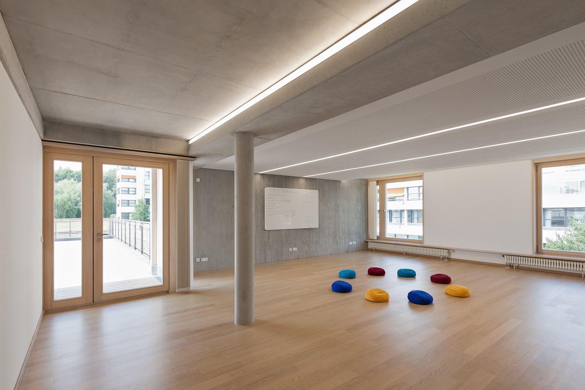 Psychiatric Centre Friedrichshafen - Projects To Try - Pinterest -