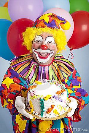 Clown Photo By Rainbowella42 Photobucket Birthday Clown Happy Birthday Clown Creepy Clown