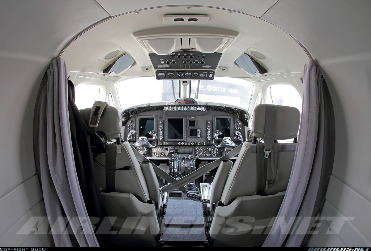 King Air B350 Private jet