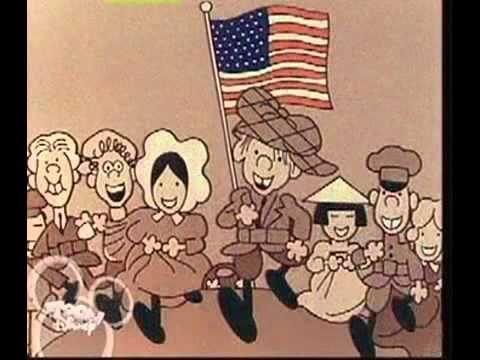 P Recipes Definition : Schoolhouse Rock - ''The Great American Melting Pot'' #meltingpotrecipes