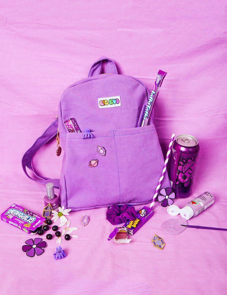 Big Bud Mini Back Pack- Lush Lavender – BIG BUD PRESS  ca76301282b7a