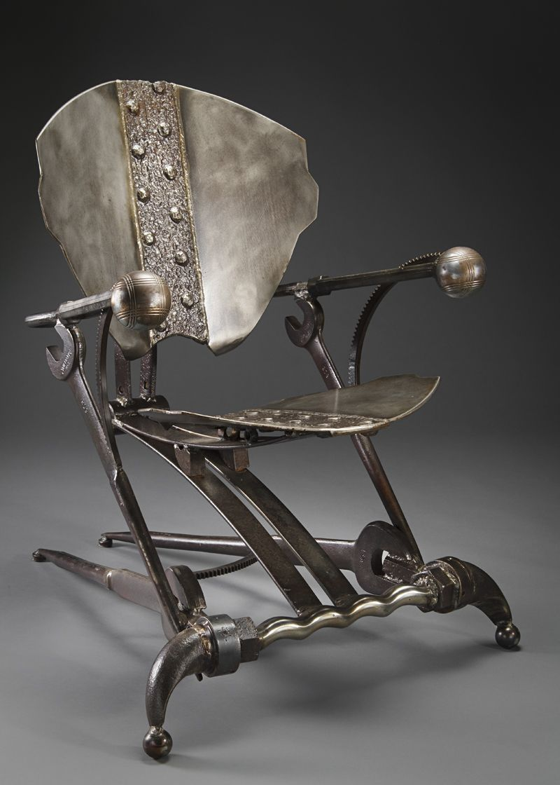 industrial art furniture  http://iamfurniture.com/