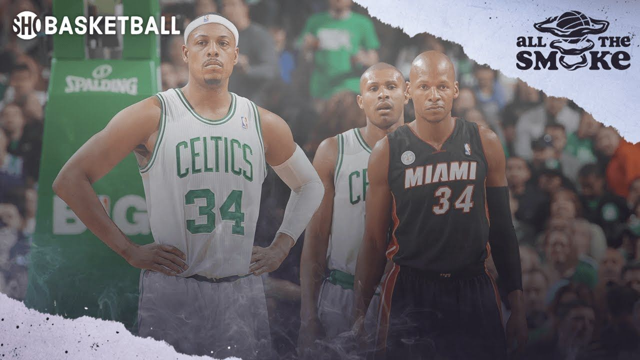 Paul Pierce Discusses Relationship With Ray Allen And Previous Beef | AL...