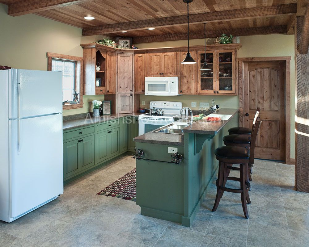 Not Sure Why This Is Appealing Right Away Amish Kitchen Cabinets Kitchen Cabinets Prices Kitchen Cabinet Styles
