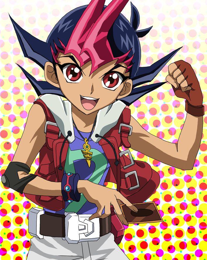 Yuma Tsukumo of YugiOh Zexal Yugioh, Good anime series