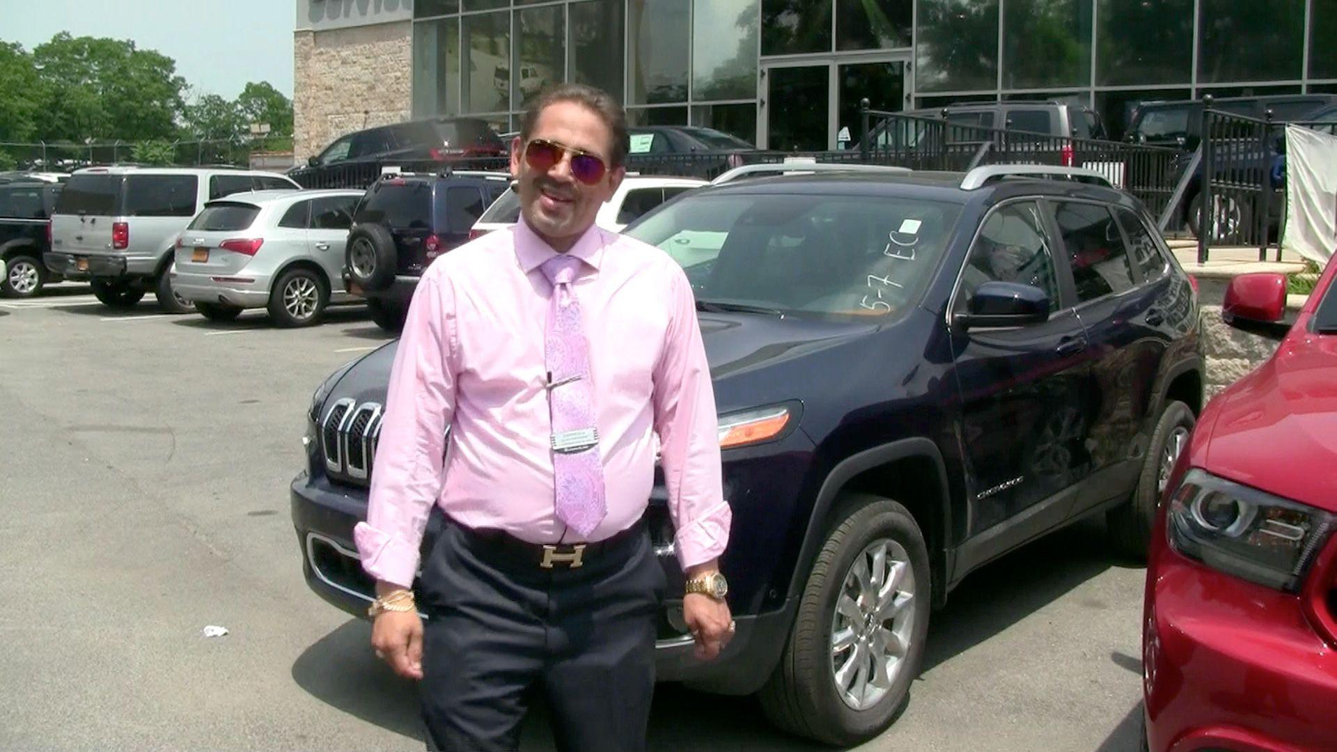 Jacob Padilla Sales Professional Eastchesterchryslerjeepdodge