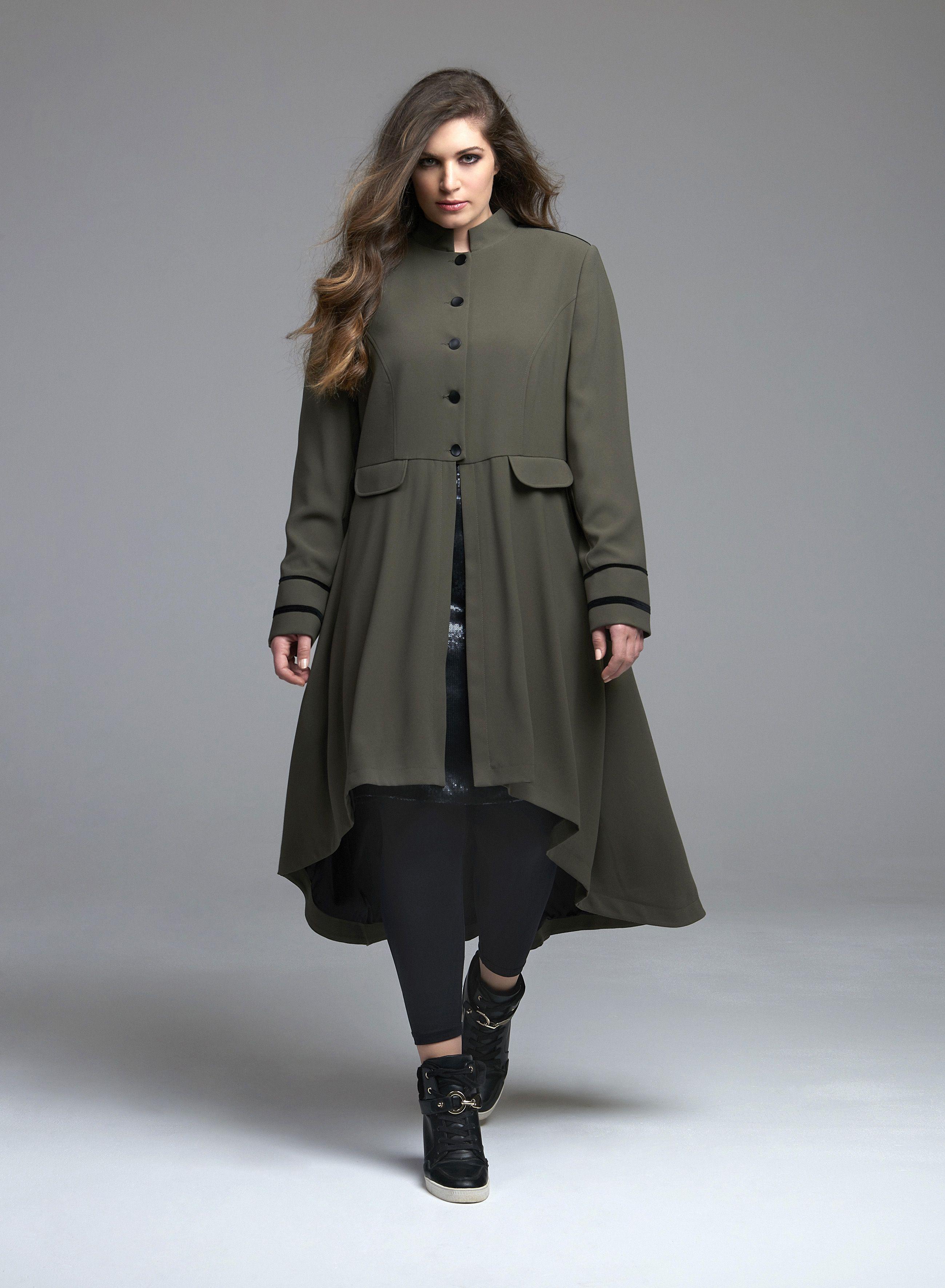 The Camo Trend    MAT FASHION F W 17-18  matfashion  fw1718  realsize   fashion  plussizefashion 38c8cd6f464