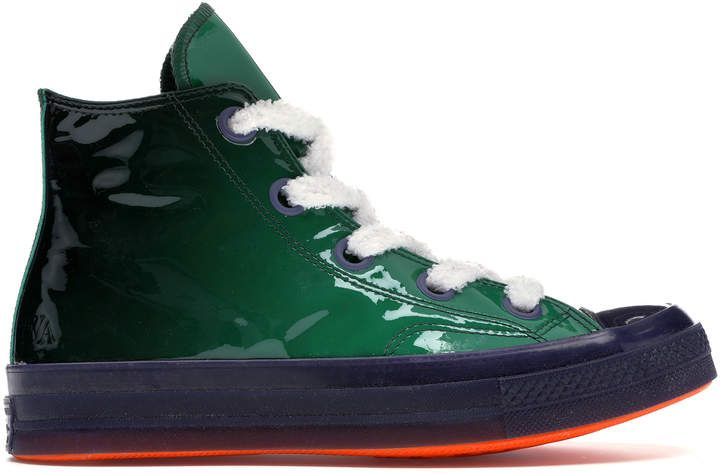6346545f1278 Converse Chuck Taylor All-Star 70s Hi Toy JW Anderson Green