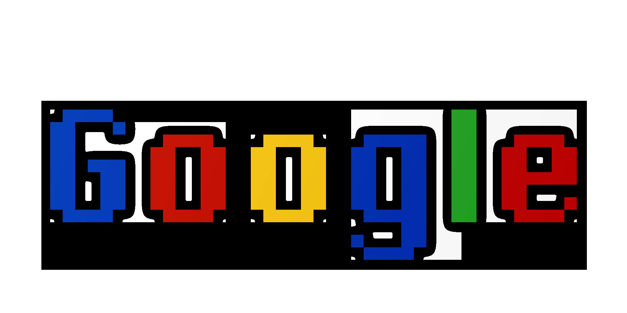 Tech Logos in Chicago Font — Steve Lovelace | google ...