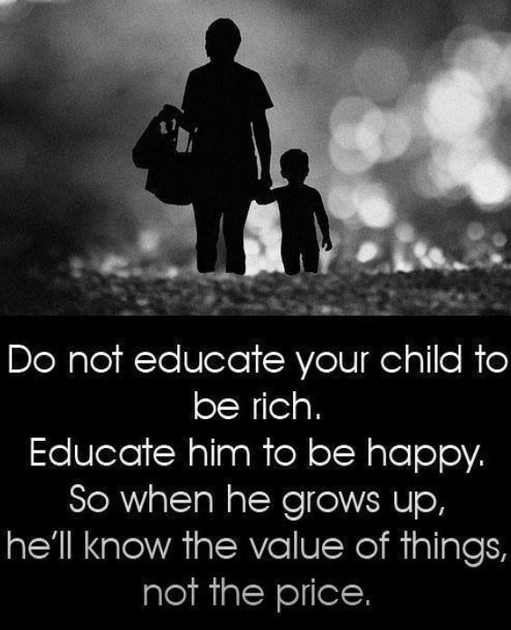 Teach Your Children To Be Happy Words Parenting Quotes Today Quotes