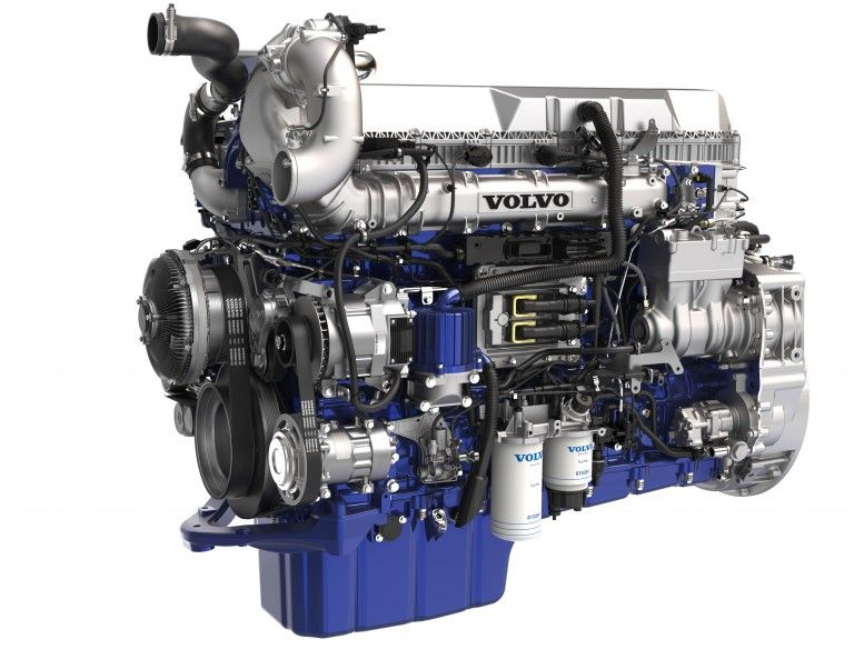 Volvo Introduces Revamped Engine Lineup For 2017 Updates To I Shift Automated Manual Transmission Volvo Trucks Volvo Chevy Trucks Silverado
