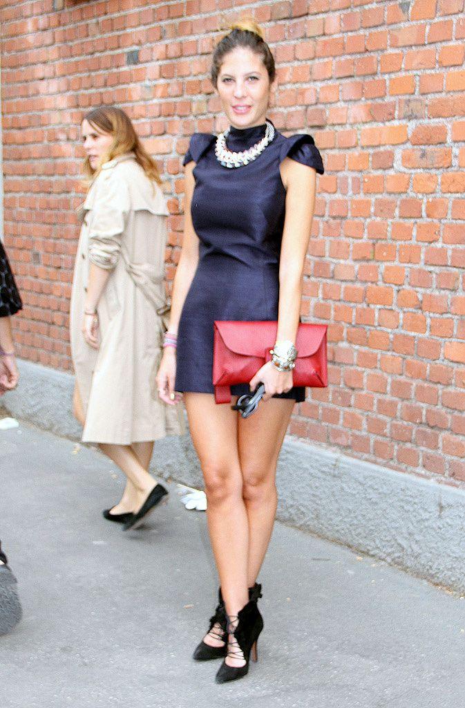 Street Style en Milán