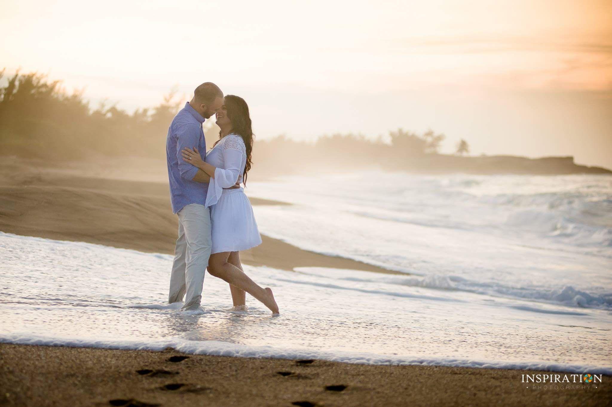 "Isabela beach in Puerto Rico beautiful "" Love Story "" Ivelisse & Roberto"