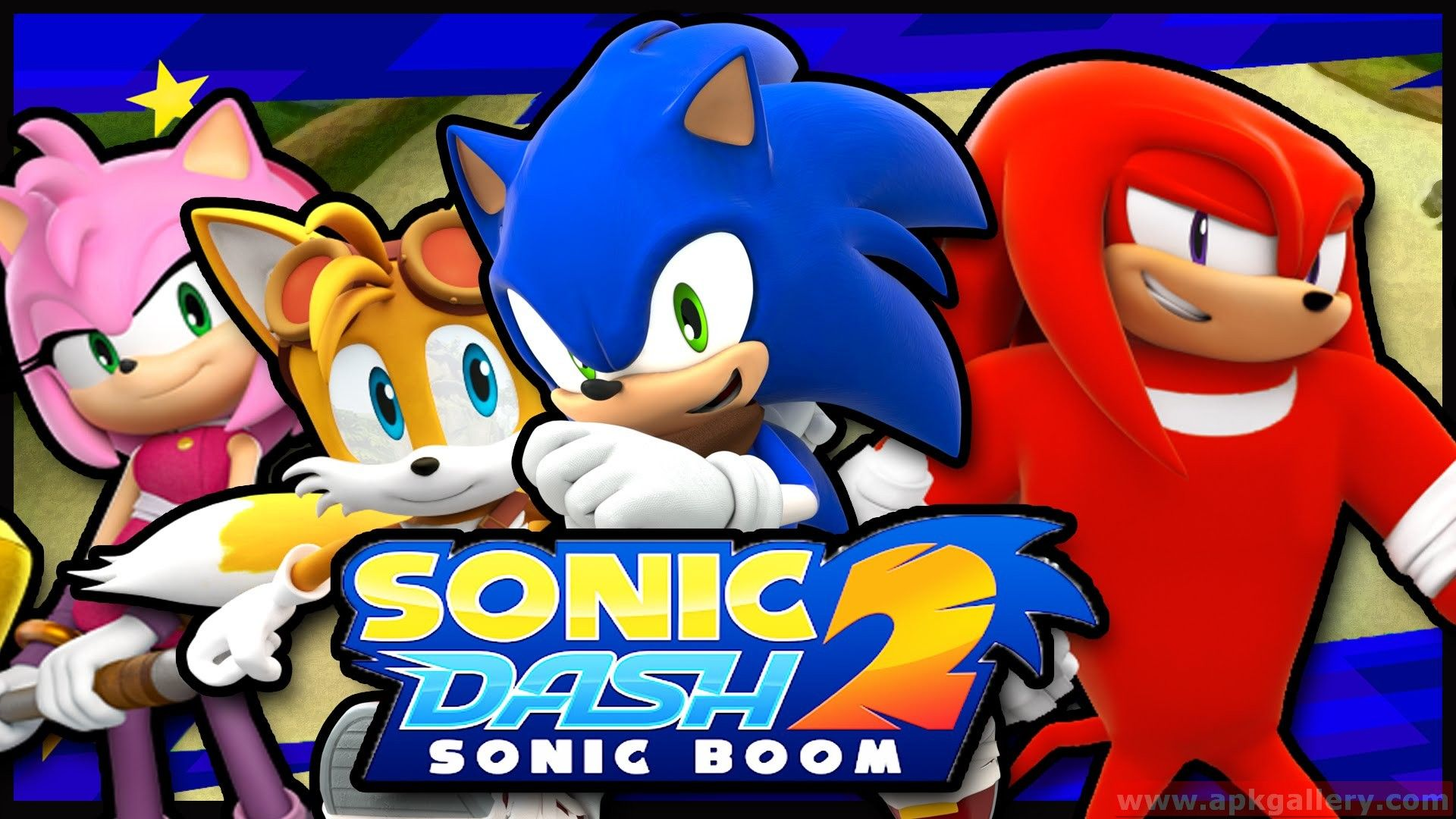 Sonic Dash 2 Sonic Boom 0.1.0 APK for Android Device