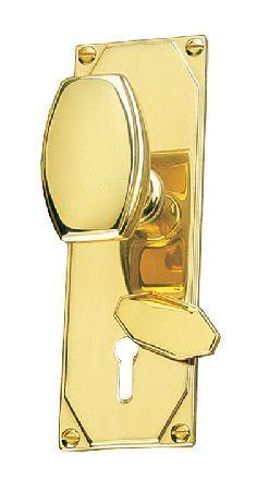 Door Furniture Direct Art Deco Design Door Knob Escutcheon Lock Plate At Door furniture direct we  sc 1 st  Pinterest & Door Furniture Direct Art Deco Design Door Knob Escutcheon Lock ...