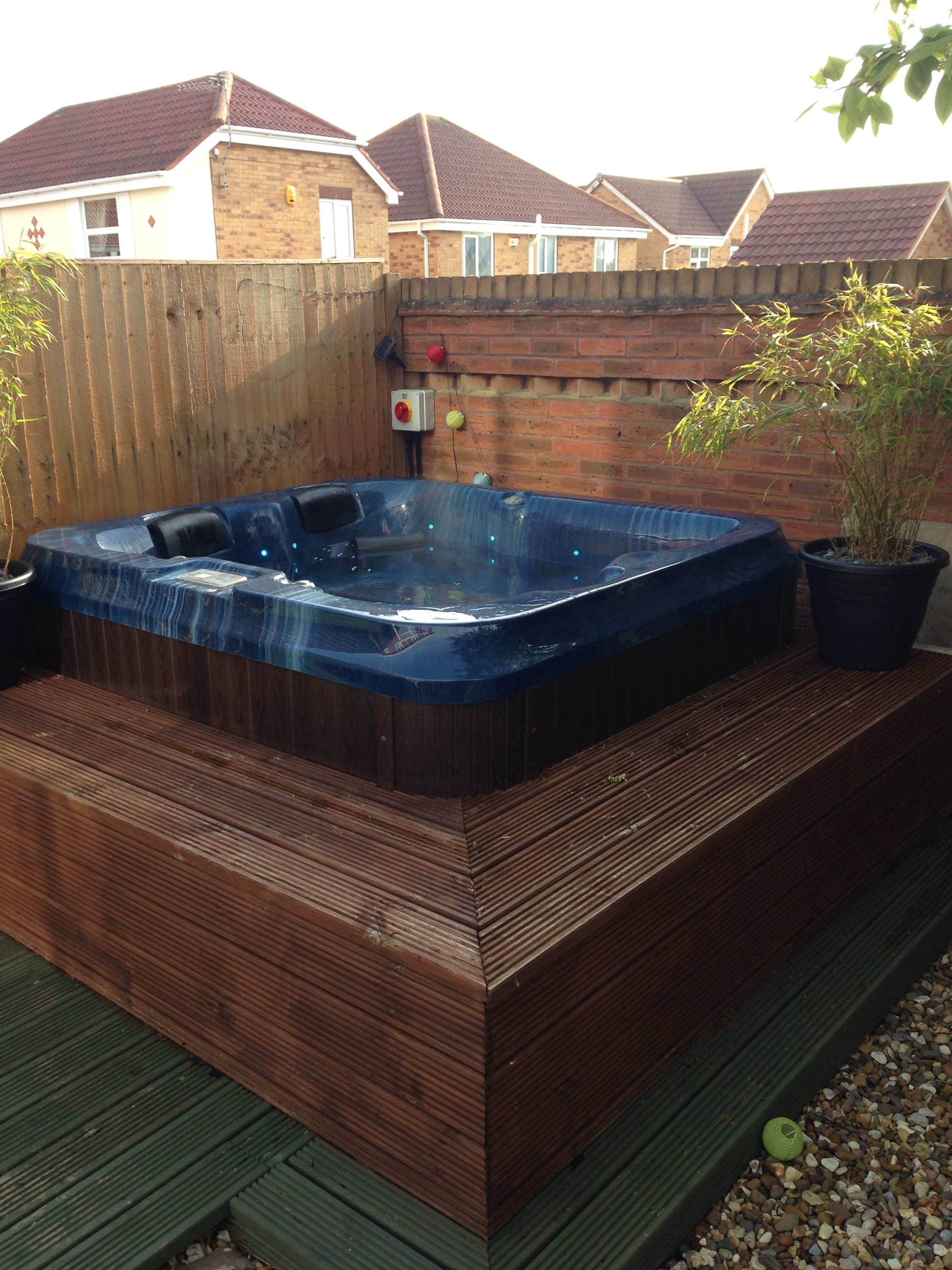 Home and garden decor #hot_tubs | ☆○POOLS, SPAS & HOT TUBS ...