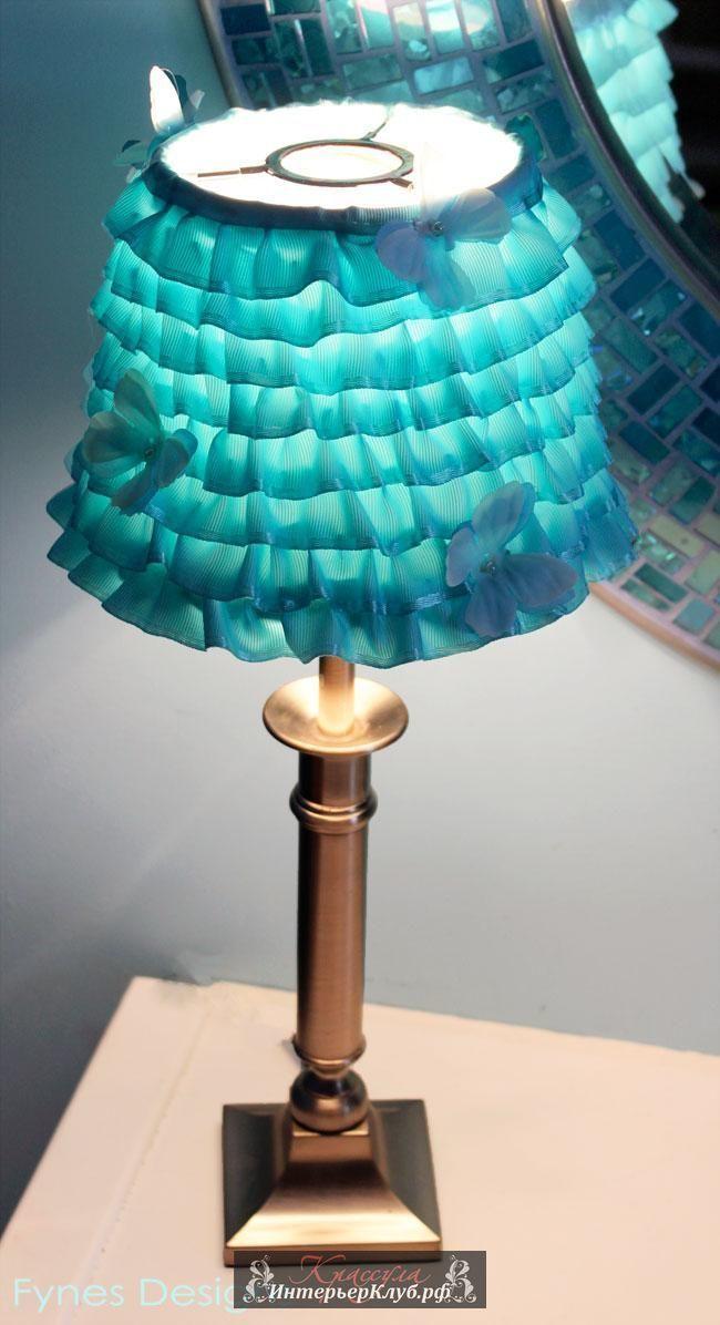Настольная лампа своими руками: как сделать, абажур, идеи и 82