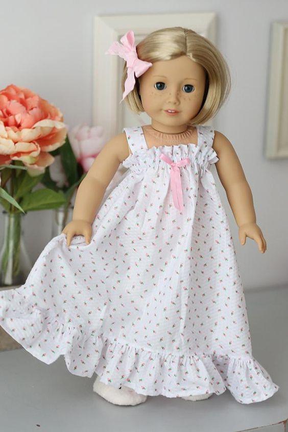 Ashlynn Doll Pajamas   American Girl   Pinterest   Muñecas ...