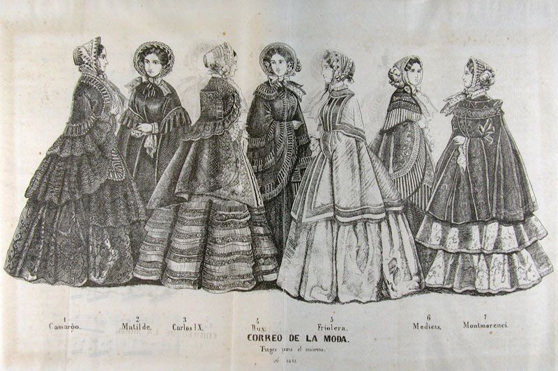 19th century fashion women 88