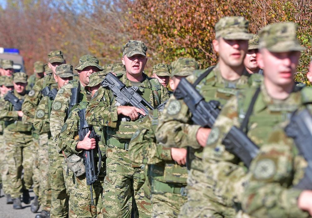 Fotogalerija Novo Poglavlje Hv A Nosi Poruku Buducnost Pripada Hrabrima Morh Croatian Army Zagreb