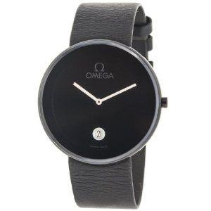 Omega Art Collection Black Stainless Steel Quartz Men's Watch http://www.amazon.com/dp/B00DEI7KMQ/?tag=pin2pin-20