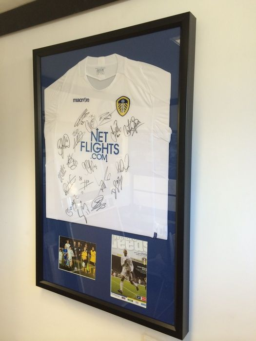 Do you want to frame your precious football, rugby and cricket shirt ...