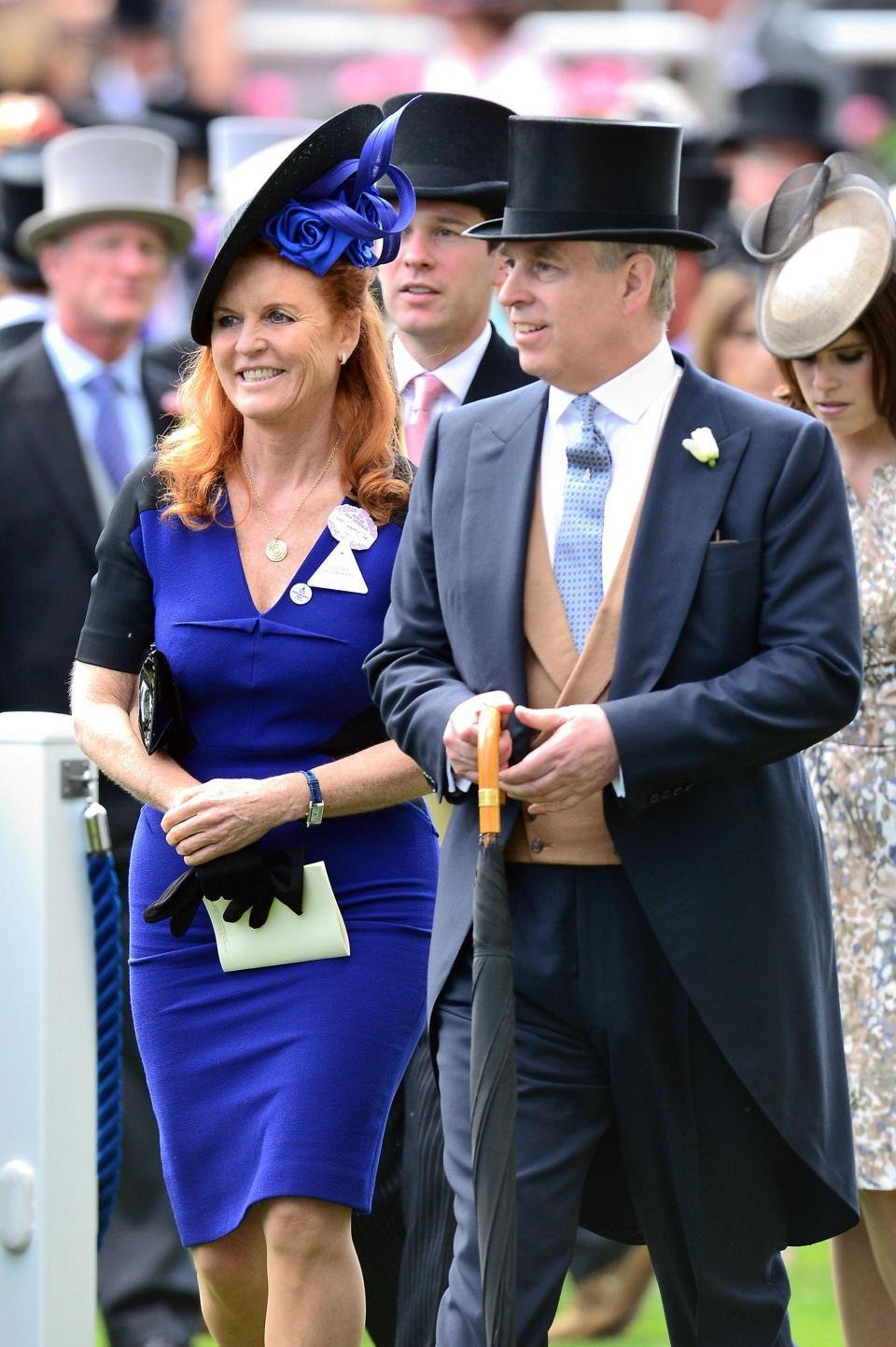 The lowdown on Sarah Ferguson and Prince Andrew's