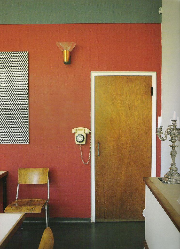 corridoio e colore