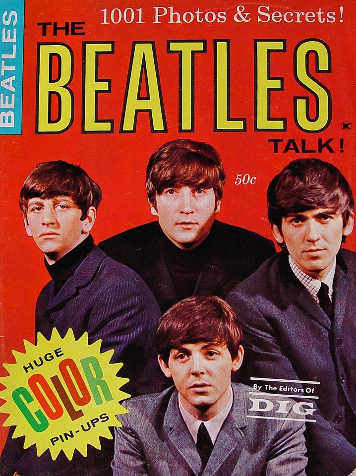 Bildresultat för beatles talk