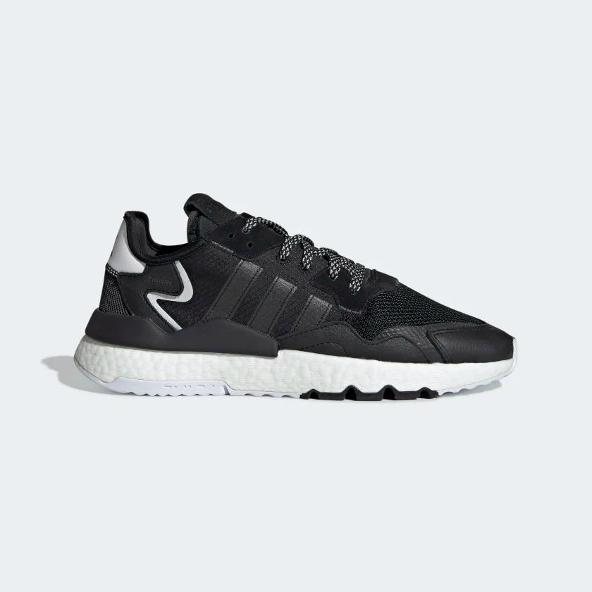 Photo of adidas Nite Jogger Shoes – Preto | adidas US