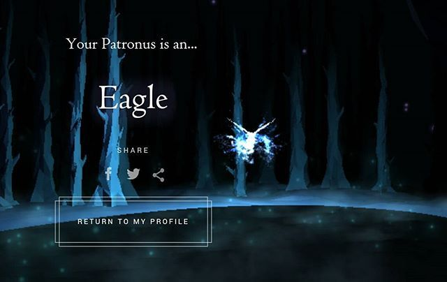 48++ Eagle patronus information