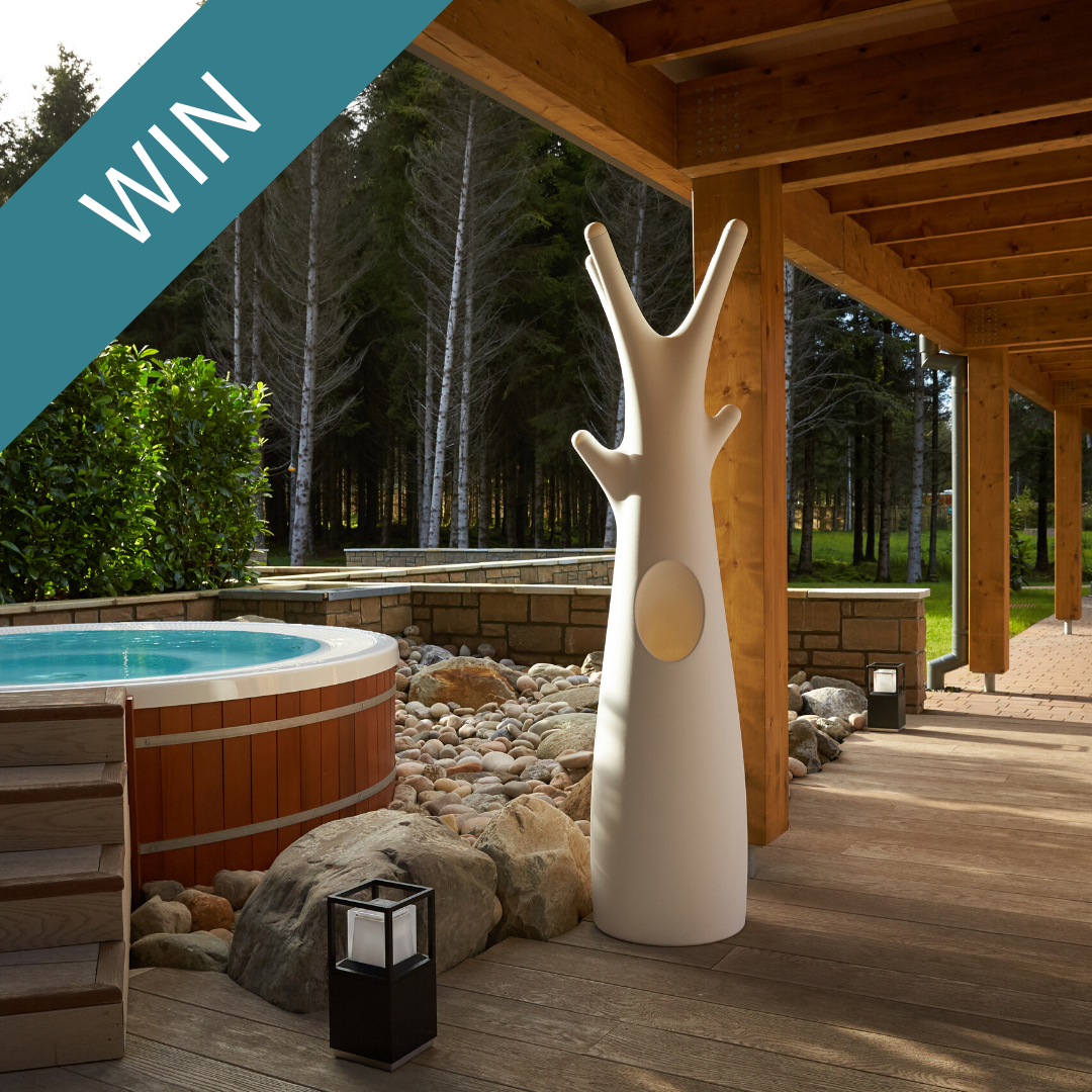 Win Spa Break For 2 Worth 418 At Center Parcs Co Longford Spa Breaks Longford Hot Tub Outdoor